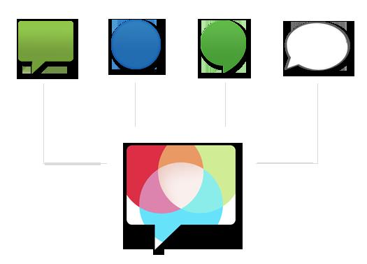 برنامج Disa لفتح جميع تطبيقات التواصل الاجتماعى مع الشرح